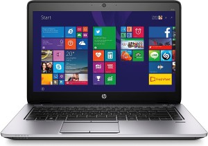 Laptop HP EliteBook 840 G2 i7 8GB 256 SSD FHD IPS KAM W10