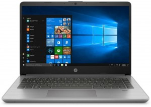 "HP Notebook HP 340S G7 14""FHD/i5-1035G1/8GB/SSD256GB/UHD/10PR Silver"