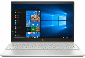 Laptop HP 15 i5-1035G1 12GB 512 SSD FHD IPS DOTYK W10 Home