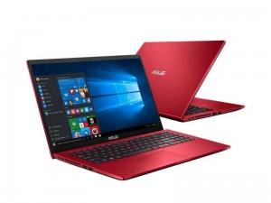 "ASUS Notebook Asus X509JA-EJ259T 15,6""FHD/i3-1005G1/4GB/SSD256GB/UHD/W10 Red"