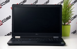 Laptop Dell E5570 i5-6440HQ 16GB 256 SSD KAM BT W10 Pro