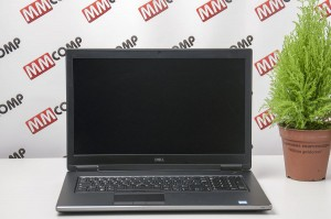 Laptop DELL M7730 i7-8850H 64GB 1TB SSD IPS P3200 6GB W10