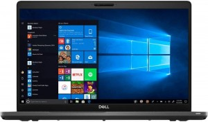 Laptop DELL 5500 i7-8665U 16GB 512 SSD KAM BT 540X  2GB W10P BOX
