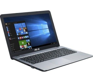 "ASUS Notebook Asus K541SA-DM691 15,6""FHD/N3700/4GB/1TB/iHD Silver-Black"