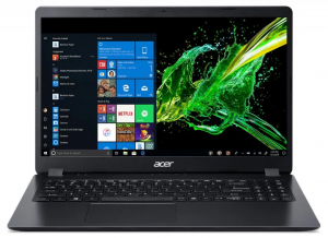 "Laptop Acer Aspire 3 i5-10210U 15"" Full HD MX230 Kam W10"