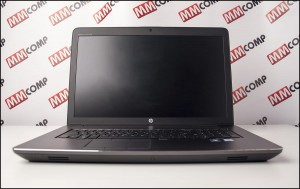 Laptop HP ZBook 17 G3 i7 HQ 32/512 SSD FHD IPS M3000M W10