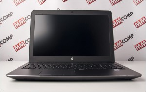 Laptop HP ZBook 15 G3 i7 HQ 16/512 SSD IPS M2000M 4GB W10