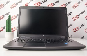 Laptop HP ZBook 17 i7 16/256 SSD FHD K3100M DVD KAM W10P