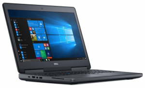 Laptop DELL 7520 i7 32GB FHD IPS M2200M LTE PL. KLAW. W10 Pro