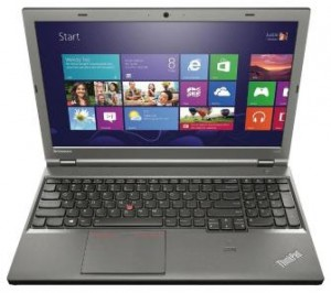 Laptop Lenovo T540p i7 8GB FHD 256GB SSD BT W10