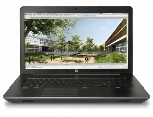 "Laptop HP ZBook 17 G3 i7 Quad 16GB 512GB SSD 17,3"" Full HD IPS Quadro M3000M KAM Win10 Pro"