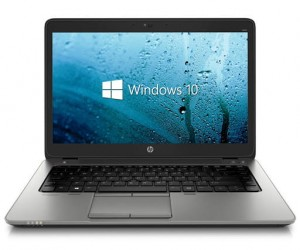 Laptop HP EliteBook 840 G2 i5 8/240GB SSD KAM BT Win10Pro