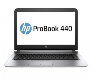 Laptop HP ProBook 440 G3 i5 8GB 256GB SSD KAM BT Win10Pro