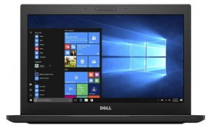 Laptop DELL 7280 i7-6600U 8GB 256 SSD FHD IPS FPR WIN10P