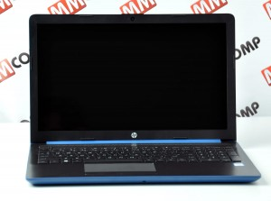 Laptop HP 15t i7-8550U 16GB 512 SSD KAM BT UHD 620 W10 NIEBIESKI