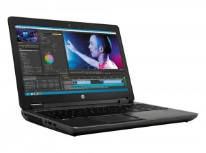 Laptop HP ZBook 15 i7 16GB FHD IPS 256 SSD Quadro