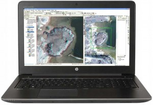 Laptop HP ZBook 15 G3 i7 HQ 32/512 SSD FHD IPS QUADRO W10
