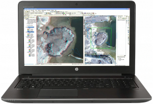 Laptop HP ZBook 15 G3 i7 HQ 16/512 SSD FHD IPS M2000M 4GB