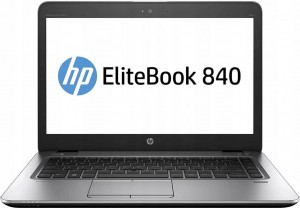 "Laptop HP EliteBook 840 G3 i5 6Gen 8GB 512GB SSD 14"" Full HD Dotyk KAM Win10 Pro"