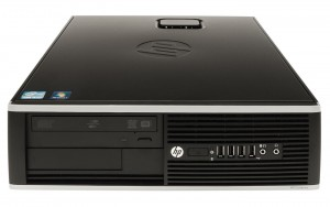 Komputer Stacjonarny HP Elite 8200 SFF i5 4x3.4Ghz 4GB 250GB DVD Win7
