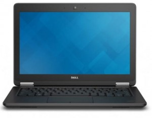 LAPTOP DELL E7250 i7-5600U 8GB KAM mSATA SSD BT Win10 PRO