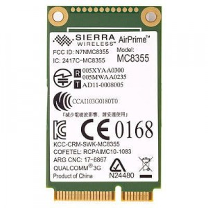 Modem WWAN Sierra MC8355 do HP