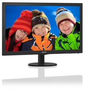 "PHILIPS Monitor Philips 27"" 273V5LHSB/00 VGA HDMI - USZ OPAK"