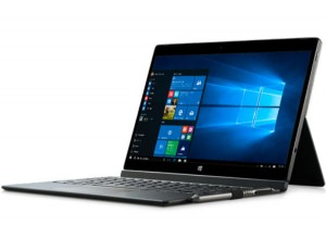 "Laptop Dell 7275 M5 8GB 240GB SSD 12,5"" 4K UHD Dotyk KAM Win10 Pro"