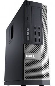 Komputer Stacjonarny Dell 790 SFF i5 QUAD 4GB DP 250GB Win7 PRO