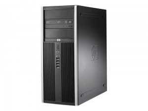Komputer Stacjonarny HP 8300 Tower Quad 8GB SSD + HDD W7