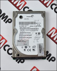 "Dysk do laptopa HDD 80GB 2,5"" SATA"