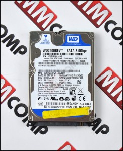 DYSK do laptopa HDD 250GB 2,5""