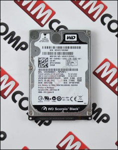 "DYSK DO LAPTOPA HDD 250GB 2,5"" 7200 RPM"