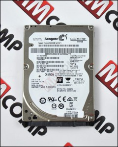 "DYSK DO LAPTOPA HDD 500GB 2,5"" 7200 RPM"
