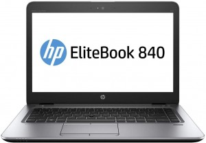 Laptop HP EliteBook 840 G3 i7 8GB 256 SSD FHD KAM BT W10 Pro