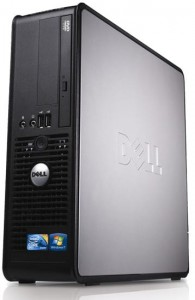 KOMPUTER STACJONARNY Dell Optiplex GX620 SFF