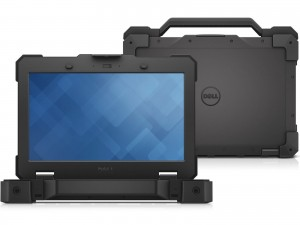 Laptop Dell 7404 RUGGED EXTREME i7 16GB 240 SSD DOTYK 4G