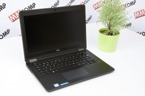 Laptop Dell E7270 i5-6300U 8GB 256 SSD PCIe KAM BT W10