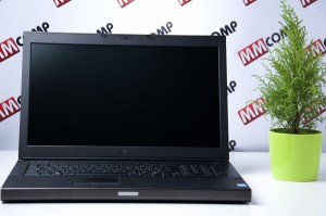 Laptop Dell M6800 i7-4810MQ 16GB 256 SSD +HDD FHD K3100M 4GB W10