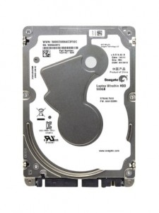 "Ultracienki Dysk 500GB 2,5"" Seagate + GRATIS"