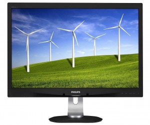 "PHILIPS Monitor Philips 24"" 240B4QPYEB/00 IPS VGA DVI DP głośniki"