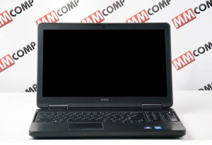 Laptop Dell  E5540 i5 8GB 512 SSD DVD BT KAM W10 Pro