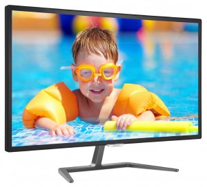 "PHILIPS Monitor Philips 31,5"" 323E7QDAB/00 IPS VGA DVI HDMI głośniki"