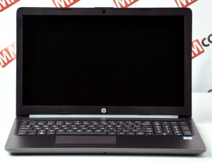 Laptop HP 15t i7-8550U 16GB 256 SSD KAM BT UHD 620 W10 SZARY