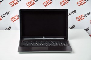 Laptop HP 15t i7-8550U 16GB 256 SSD KAM BT UHD 620 W10 SREBRNY