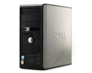 KOMPUTER STACJONARNY Dell Optiplex GX520