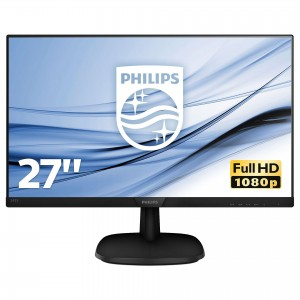 "PHILIPS Monitor Philips 27"" 273V7QJAB/00 IPS VGA HDMI DP"